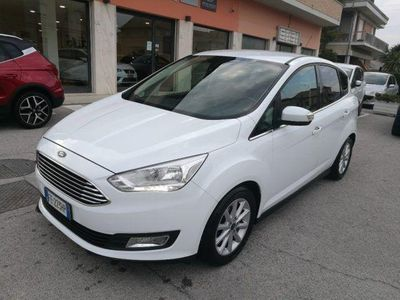 used Ford C-MAX C-Max 1.5 TDCi 95CV Start&Stop Titanium1.5 TDCi 95CV Start&Stop Titanium