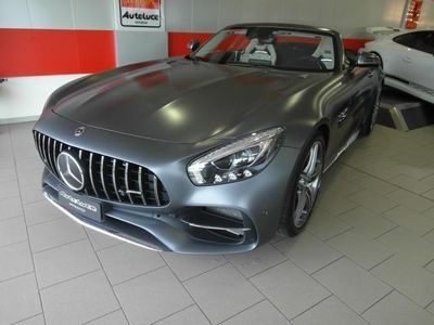 używany Mercedes AMG GT C Roadster