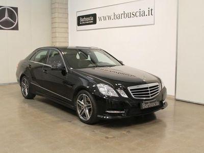 usado Mercedes E350 CDI BlueEFFICIENCY 4M. Avantgarde