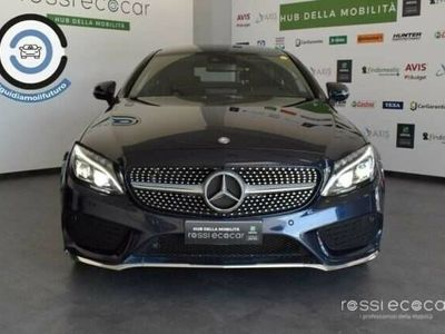 usata Mercedes C400 Classe C Cpé (C205)4Matic Auto Coupé Premium Plus