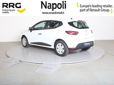 second-hand Renault Clio 1.5 dCi 8V 75CV 5 porte Van del 2017 usata a Pozzuoli
