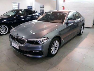 usata BMW 520 Serie 5 d xDrive Sport del 2019 usata a Rende