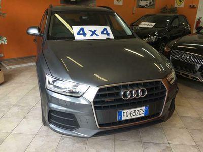 usata Audi Q3 quattro s-tronic business