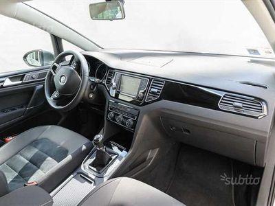 usata VW Golf Sportsvan 1.6 tdi Highli...