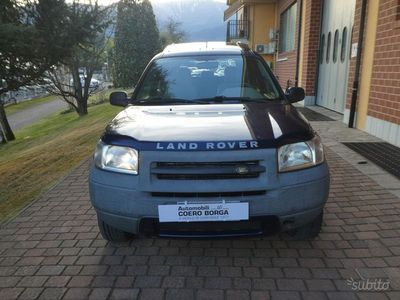 usata Land Rover Freelander 2.0 Td4 16V cat 3p. Sof...