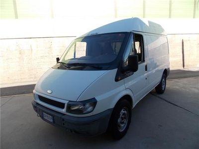 usata Ford Transit 330 2.4 Td/90 Cat Pm Cabinato Usato