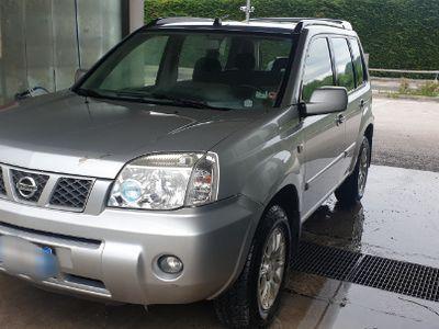usado Nissan X-Trail 4x4 2004 2.2 turbo diesel