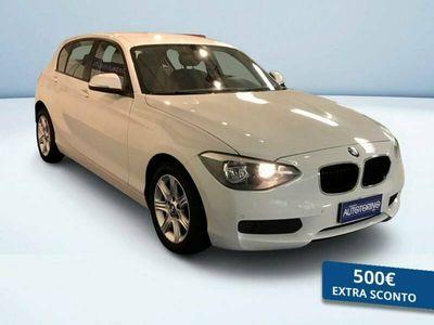 usata BMW 116 Serie 1 d Joy 5p