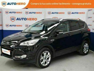 usata Ford Kuga 2.0 tdci 4wd titanium - consegna gratis a casa