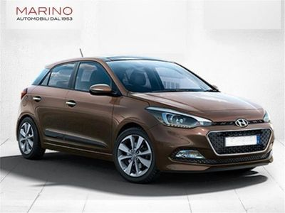 used Hyundai i20 i20 2ª serie1.1 CRDi 12V 5 porte Comfort + LOGIN PACK + DOCKING STATION Berlina [USATO]