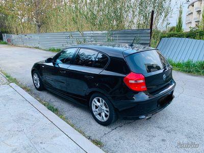 used BMW 118 d Restayling 2.0 143cv versione attiva 2008
