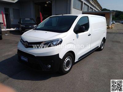 usata Toyota Proace 1.6d 115cv S&S 10q 5p Medium comfort