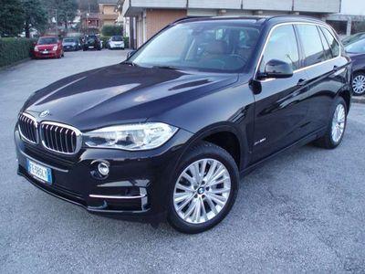 usata BMW X5 xDrive25d Luxury Pelle tabacco Tagliandi IVA E