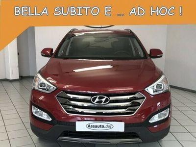usata Hyundai Santa Fe 2.2 CRDi 4WD A/T Style