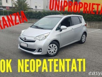 usado Toyota Verso-S 1.4d ( tagliandati certificati ) diesel