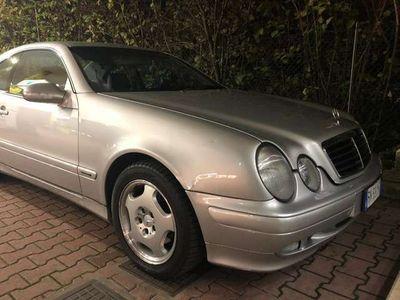 usata Mercedes CLK200 Kompressor cat Cabrio Elegance E