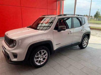usata Jeep Renegade 1.6 Mjt 120 CV Limited nuova a Pistoia