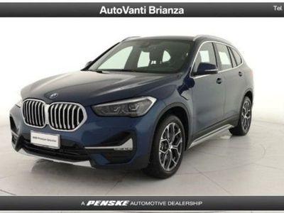 usata BMW X1 xDrive25e xLine nuova a Desio