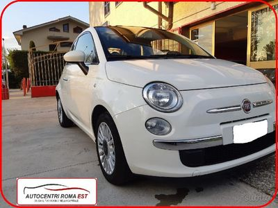 second-hand Fiat 500 1.2 Lounge
