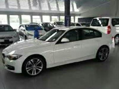 usata BMW 318 d Sport Line Xeno