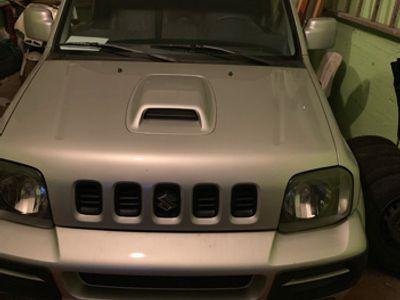 used Suzuki Jimny Jimny 1.5 DDiS cat 4WD JLX Più