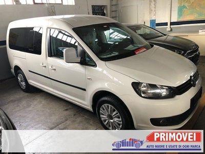 usata VW Caddy Maxi 2.0 Ecofuel Life TGI 7 posti,clima,bluetooth,