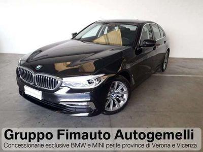usata BMW 530 e Luxury Aut.