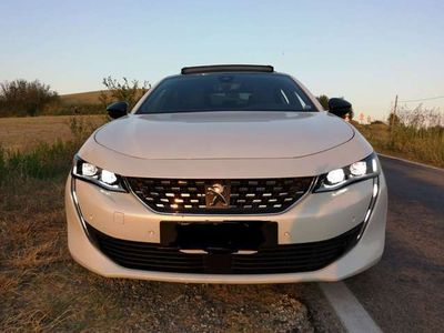 usata Peugeot 508 Gt Line