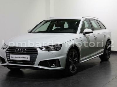 usata Audi A4 Avant 2.0 tdi Business Sport 190cv s-tronic