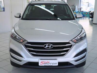 usado Hyundai Tucson 1.7 CRDI COMFORT: EMISSIONI E CONSUMI