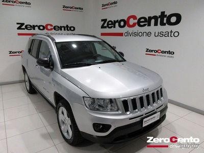 brugt Jeep Compass 2.2 CRD Limited 2WD