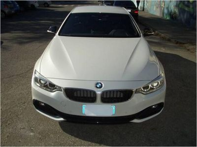 usata BMW 420 Gran Coupé Serie 4 G.C. (F36) d 2016