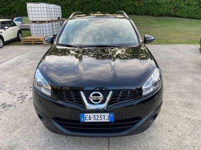 usata Nissan Qashqai +2 Qashqai 2 2.0 dCi DPF n-tec (tetto panoramico)