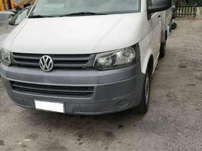 usata VW Transporter 2.0 TDI cassone aperto
