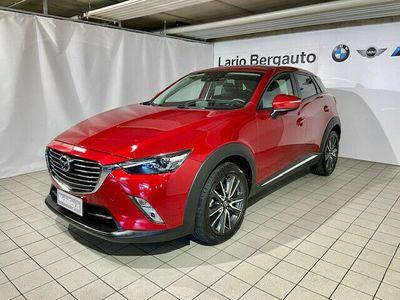 usata Mazda CX-3 1.5L Skyactiv-D Exceed del 2016 usata a Lecco