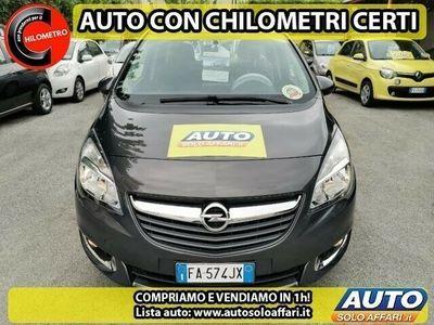 usata Opel Meriva 1.4 120CV GPL 44.000KM EURO6B RATE/PERMUTE