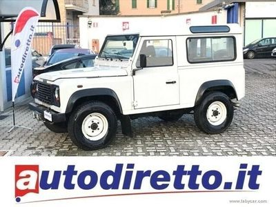 usata Land Rover Defender 90 2.5 Td5 SW 4X4