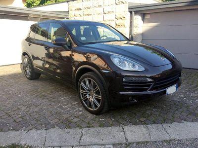 usado Porsche Cayenne diesel 3.0 245cv