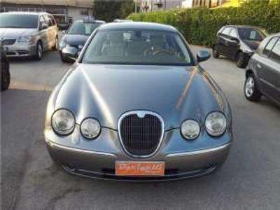 usata Jaguar S-Type 2.7 diesel V6 Executive,NAVI,XENO,AUTOMAT,PELLE