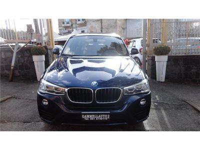 usata BMW X4 xDrive20d *ITALIANA*