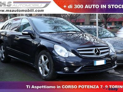 used Mercedes R320 CDI cat 4Matic Premium 7 Posti Tetto Pelle Navi Un