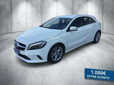 usata Mercedes A200 CLASSE Ad Sport my16