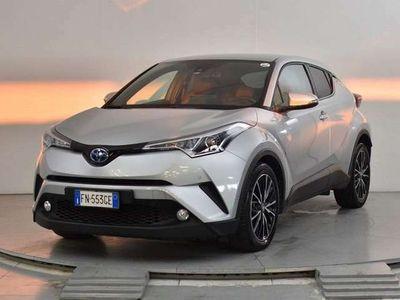 usata Toyota C-HR Hybrid 1.8 Hybrid E-CVT Lounge