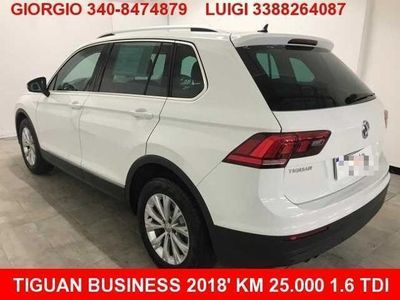 usata VW Tiguan 1.6 TDI SCR Business BlueMotion Technology