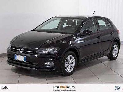 usata VW Polo 1.0 evo 65 cv trendline benzina