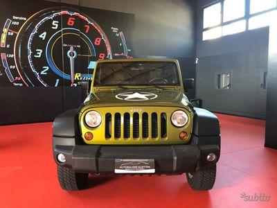 used Jeep Wrangler 2.8 autom