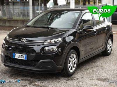 used Citroën C3 1.2 puretech Feel 82cv GPL