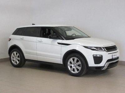 brugt Land Rover Range Rover evoque 2.0 TD4 150 CV 5p. HSE Dyn