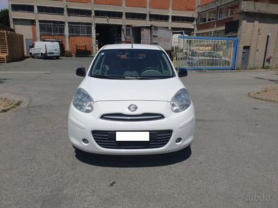 second-hand Nissan Micra 1.2 12v 2012 5 PORTE Km74000