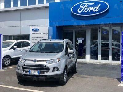 brugt Ford Ecosport 1.5 TDCi 95 CV Plus